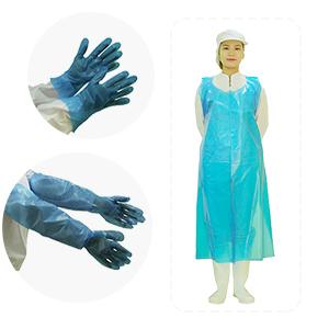 手袋・保護服